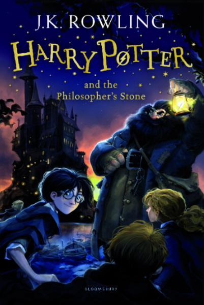 Harry Potter, by J.K. Rowling