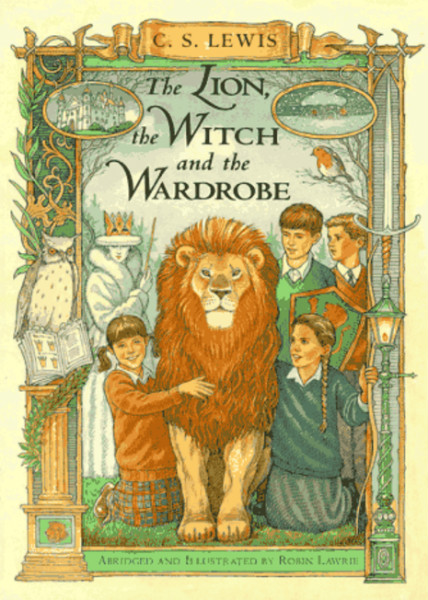 The Lion, the Witch and the Wardrobe, by C.S. Lewis