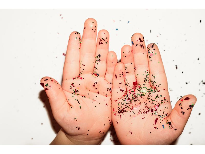 1. Glitter