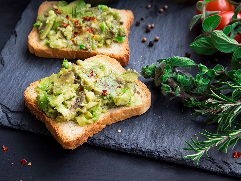 1. Avocadoes