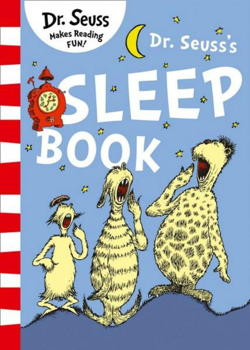 1. Dr Seuss's Sleep Book