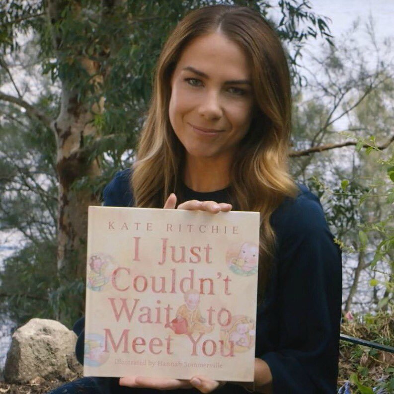 1. Kate Ritchie