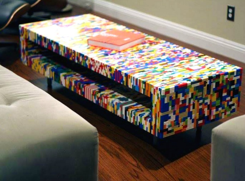 Drowning in Lego? Here are 20 of the best display and storage ideas