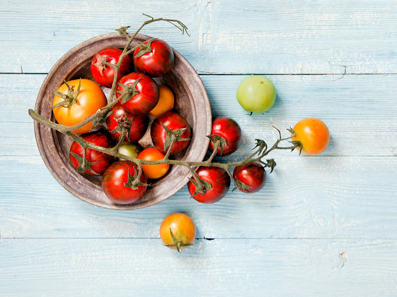 1. Tomatoes