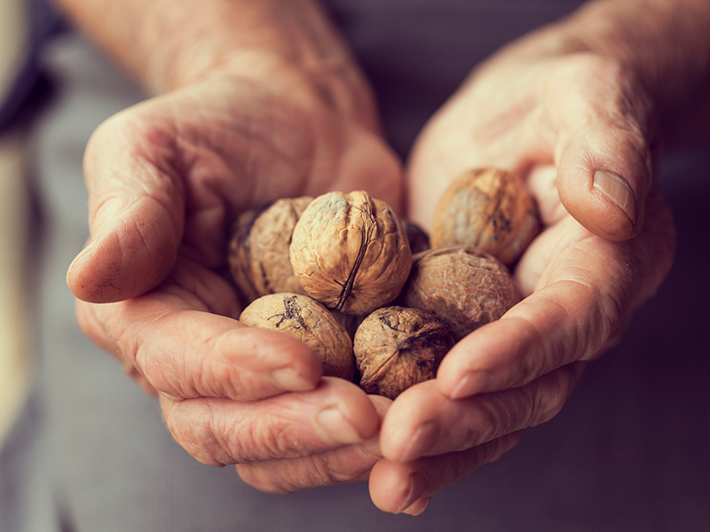 2. Walnuts