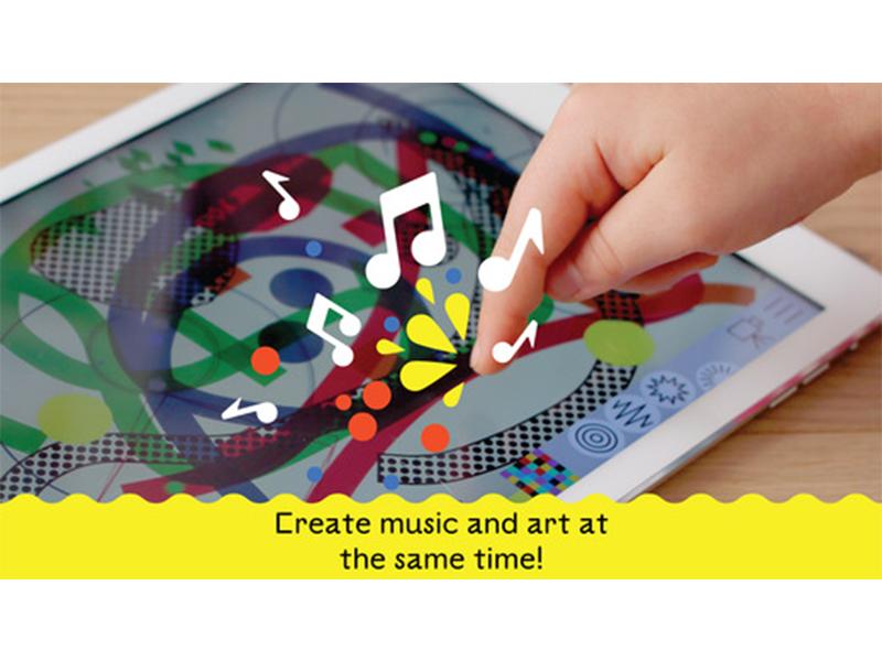 Bubl Draw kids' app