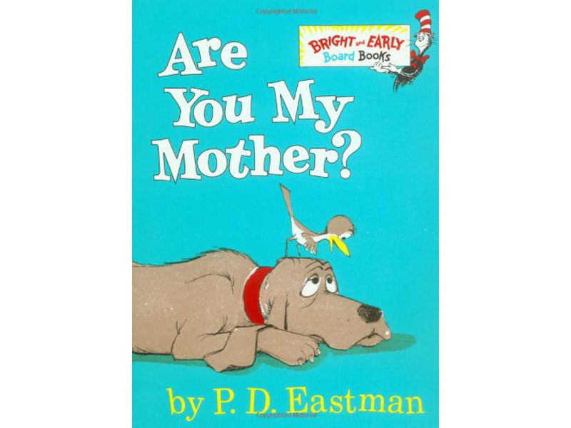 1. Are You My Mother?