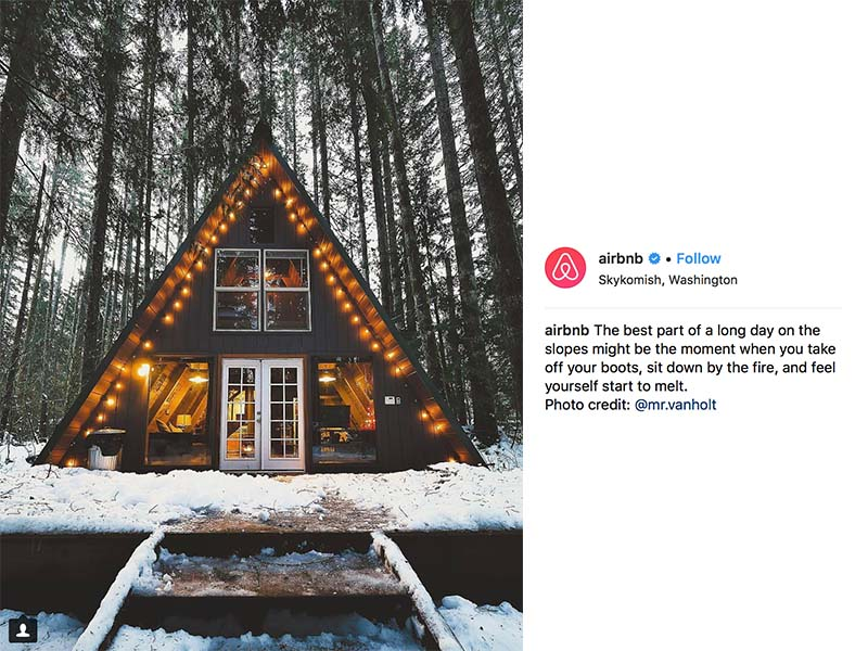 1. Tye Haus A-Frame Cabin, Skykomish, Washington, USA