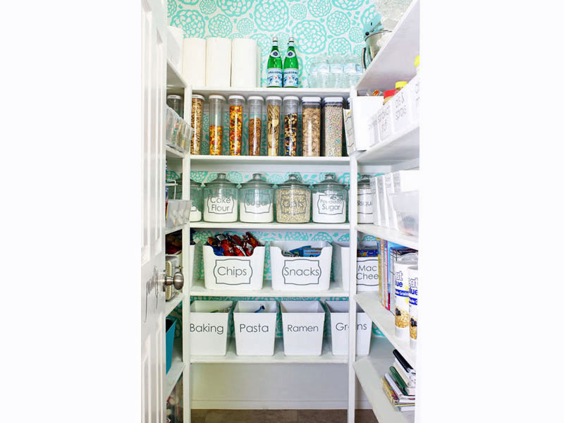 The 'I want to live here' pantry