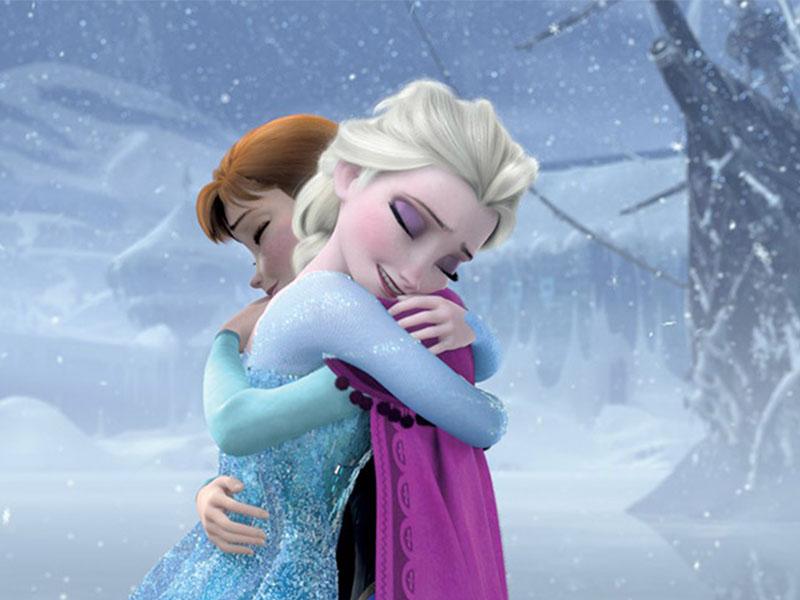 November 2019 - Frozen 2