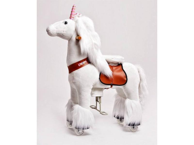 Ride-on unicorn