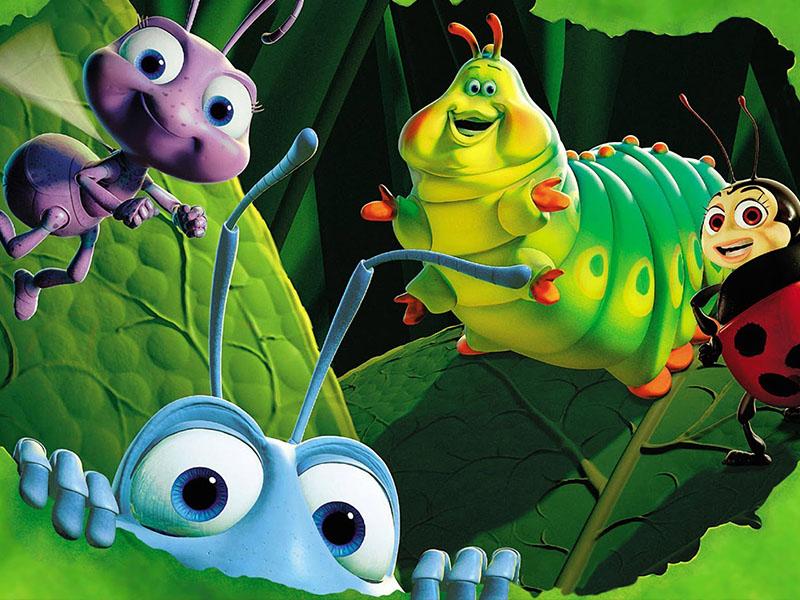 1. A Bug's Life