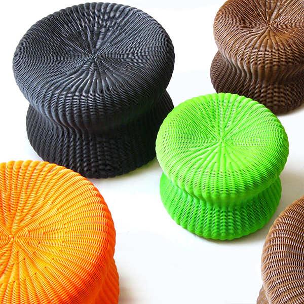 marshmallow stools