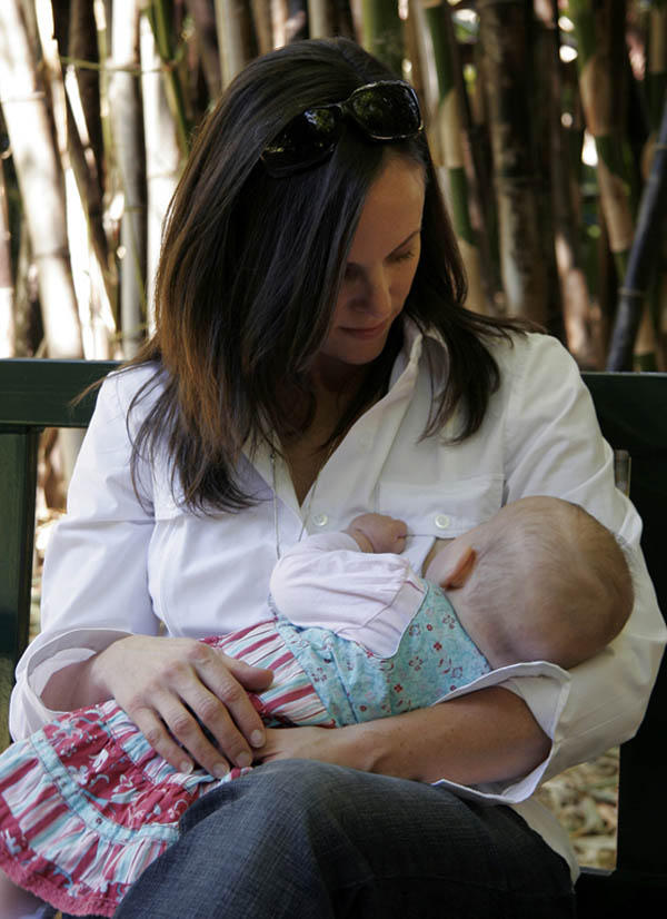 Mummy Honey Breastfeeding Shirts A Fix For Sticky Situations