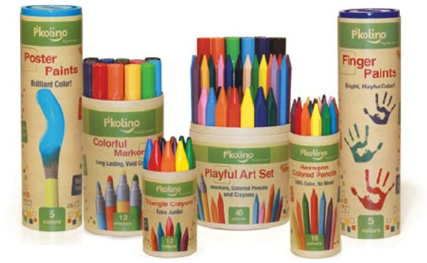 P'kolino Art Supplies