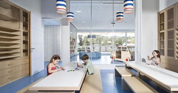 kinder5 Kindergarten Tel Aviv style