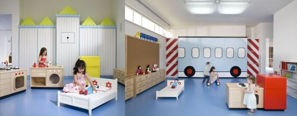 kinder9 Kindergarten Tel Aviv style