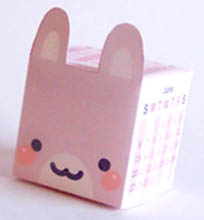 milkbun3 Get all crafty with make your own calendars from Milkbun