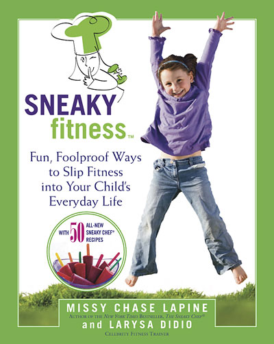 Book cover Sneaky Fitness