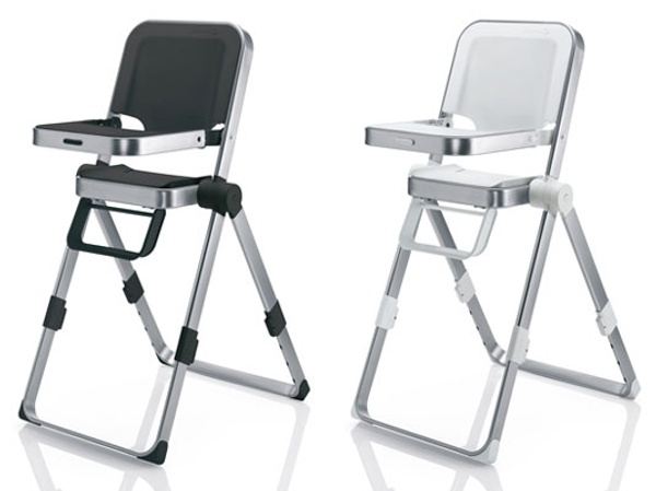 concord spin high chair it folds up so compact you 39 ll. Black Bedroom Furniture Sets. Home Design Ideas