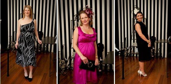 Glamour Mumma maternity dress