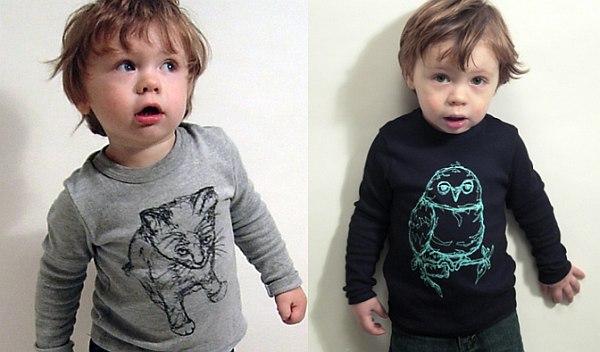 klt kids tshirts