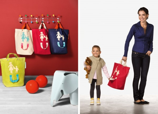 Reisenthel Mother Child Bag For An Extra Helping Hand