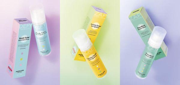 Mama Mio skincare products