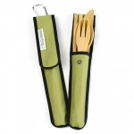 bamboo disposable cutlery from To-Go Ware