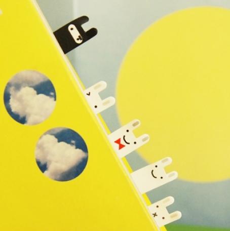 Poketo Bunny Bookmarks