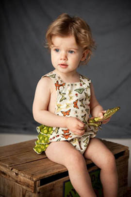 The Measure butterfly romper2 Darling fashion for girls thats made to The Measure