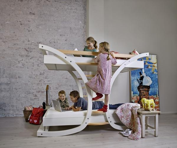 Minimondo bunk beds