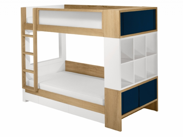 bunkbed nurseryworks duet Bunk extravaganza   the best bunk beds on the planet!