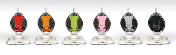 Mamaroo colour options