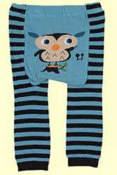 baby harajuku owl leggings, Japan baby fashion