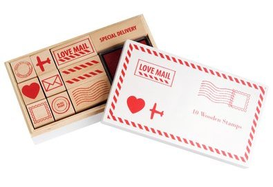 Kikki K Love Mail stamp set