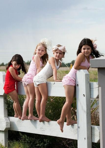 Girls Bluebelle Underwear