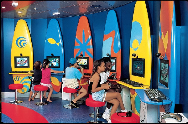600 cruise computers Babyology explores Royal Caribbean Cruises.