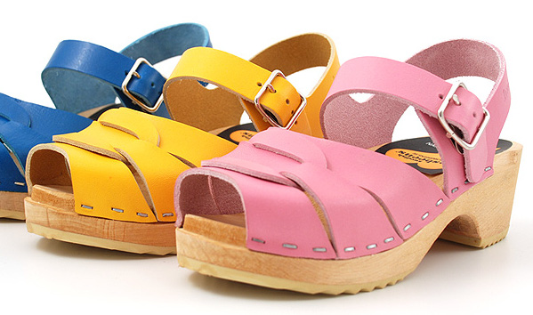 Swedish Hasbeens shoes