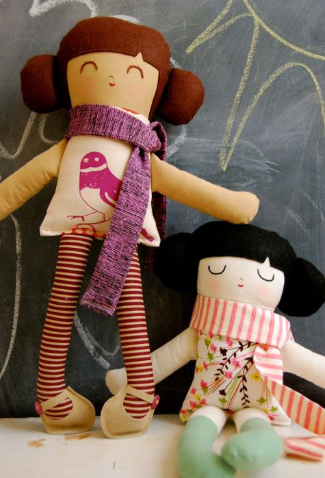 Warm Sugar dolls 2 Make sweet memories with Warm Sugar dolls