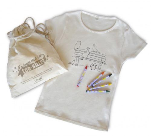 colour in tee
