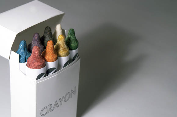 luxirare crayon1 Crayons good enough to eat