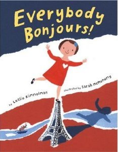 Everybody Bonjours cover