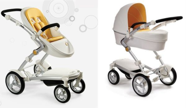 Kobi stroller single Kobi   the amazing new twin pram