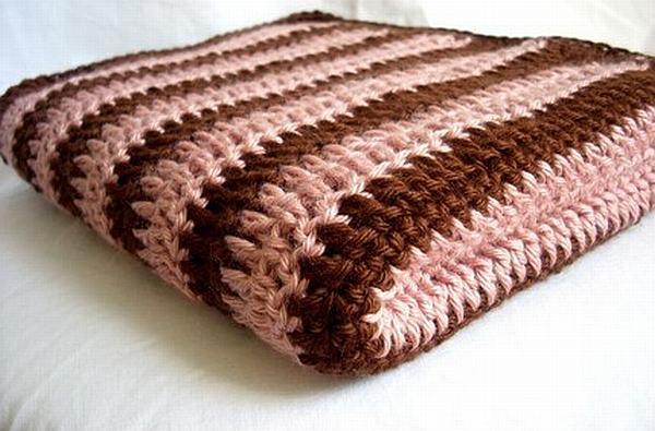 My Friend Matilda baby blanket