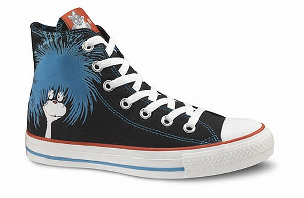 Converse Dr Seuss Thing 1