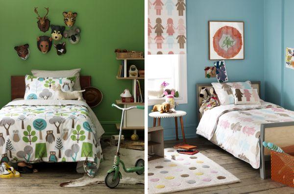 Dwell Studio bed linen