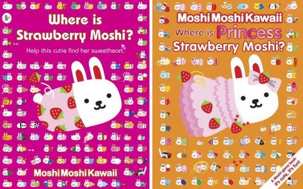 Moshi Moshi Kawaii Strawberry Moshi