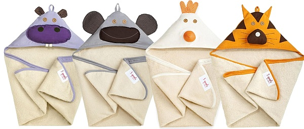3 Sprouts organic towels
