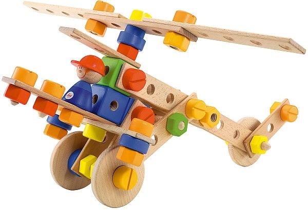 Sevi wooden construction kit